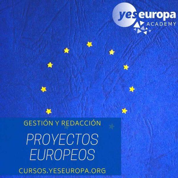 curso gestion y redaccion proyectos europeos