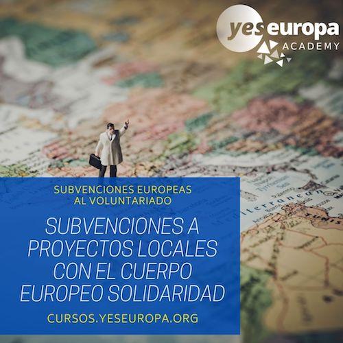 subvenciones entidades locales