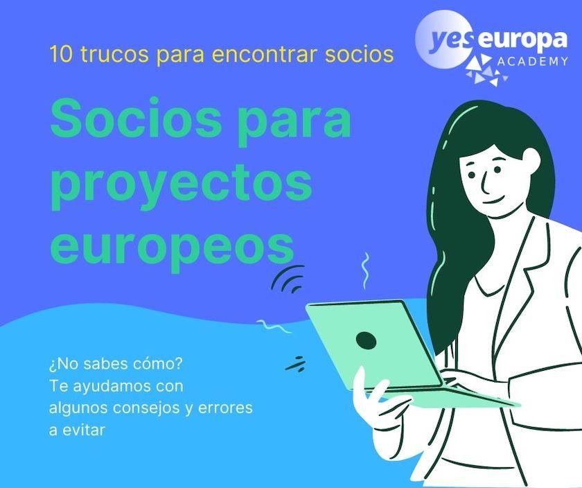 socios para proyectos europeos